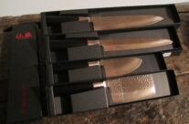 coltelli SENSO Vg10 damasco steel