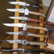 coltelli Laguiole di varie marche