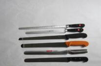 coltelli da prosciutto di varie marche