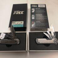 Leatherman coltelli linea Free