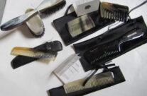 accessori barba e capelli in corno fatti a mano MARTINATO