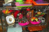 Cucina e pesapersone digitali e meccaniche